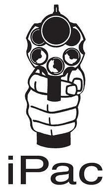 I PACK Gun Decal Sticker