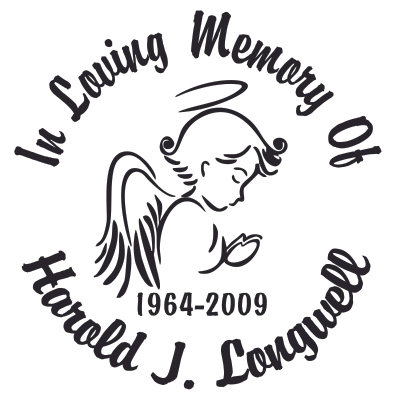 In loving memory of beautiful baby angel Decal Sticker