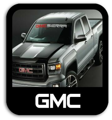 GMC Stickers & Stripe Kits