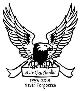 NEVER FORGOTTEN eagle military Decal Sticker