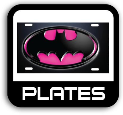 License Plates Custom Made