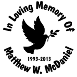 In loving memory of dove Decal Sticker
