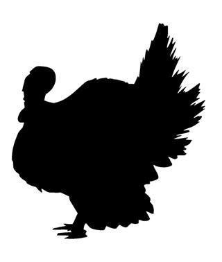 GOBBLER Turkey Hunting Decal Sticker 2