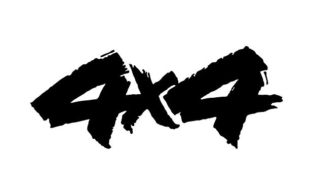 4x4 & Off Road Stickers