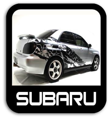 Subaru Stickers & Stripe Kits