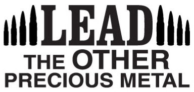 LEAD The OTHER Precious Metal Gun Decal Sticker