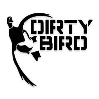 DIRTY BIRD Duck Hunter Decal Sticker