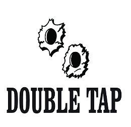 2nd Amendment - Double Tap Sticker
