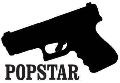 POPstar Gun Decal