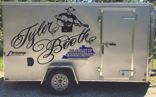 Tyler Booth Trailer Graphics