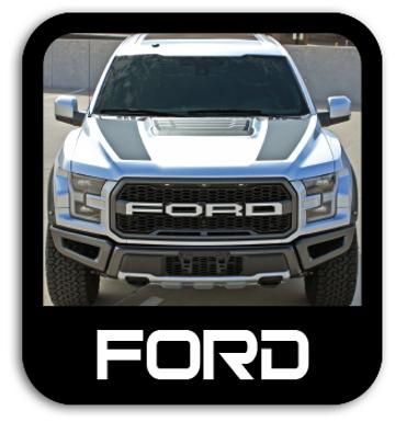 Ford Stickers & Stripe Kits