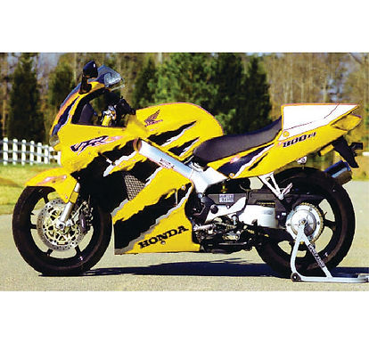 Motorcycle Stickers & Kits