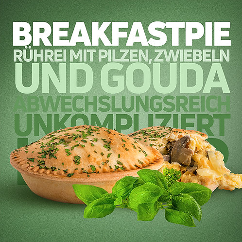 BREAKFAST Veggie X10