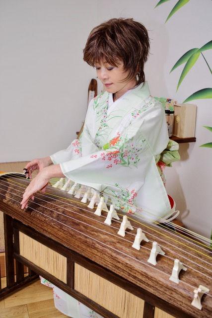 Toshiko Okawa Kimono Koto White.jpg