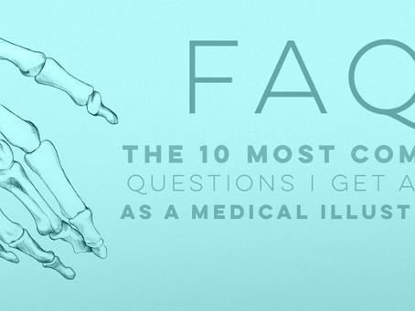 Medical Illustration FAQ