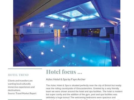 Hotel focus - Aztec Hotel & Spa