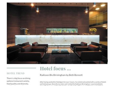 Hotel focus - Radisson Blu, Birmingham