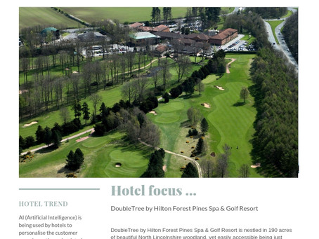 Hotel focus: DoubleTree by Hilton Forest Pines Spa & Golf Resort