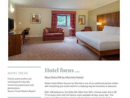 Hotel focus: Delta MK