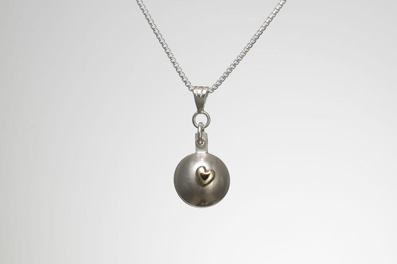 Silver Locket for 21st Birthday Gift