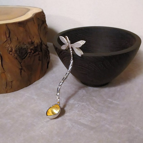Occasional Spoon with Wenge Bowl