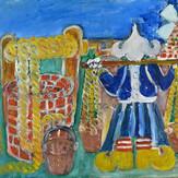 Óleo sobre tela / oil on canvas   1976   46 x 55 cm  (T001285)
