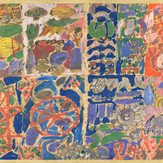 Óleo sobre papel / oil on paper   37,7 x 56 cm   (T07969B)