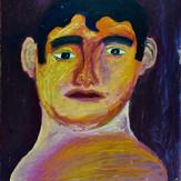 Óleo sobre tela / oil on canvas   1963   65 x 54 cm (T000512)