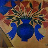 Óleo sobre tela / oil on canvas   1954   65 x 81 cm (T000885)