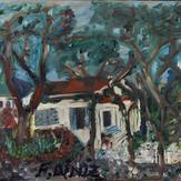 Óleo sobre tela / oil on canvas   1969   43 x 59 cm (T000844)
