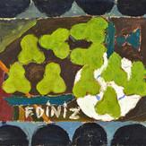 Óleo sobre papel / oil on paper   1954   28,1 x 38,4 cm (T007887)