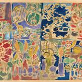 Óleo sobre papel / oil on paper   1951   38,5 x 56,3 cm (T08972A)