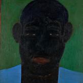 Óleo sobre tela / oil on canvas   1958    61 x 50 cm (T000347)