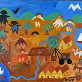 Óleo sobre tela / oil on canvas   1956   51 x 62 cm (T000368)