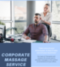 Muscle Management - Corporate Massage Se