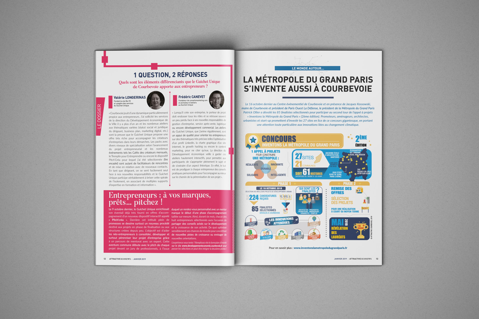 Attractive Econews n°9