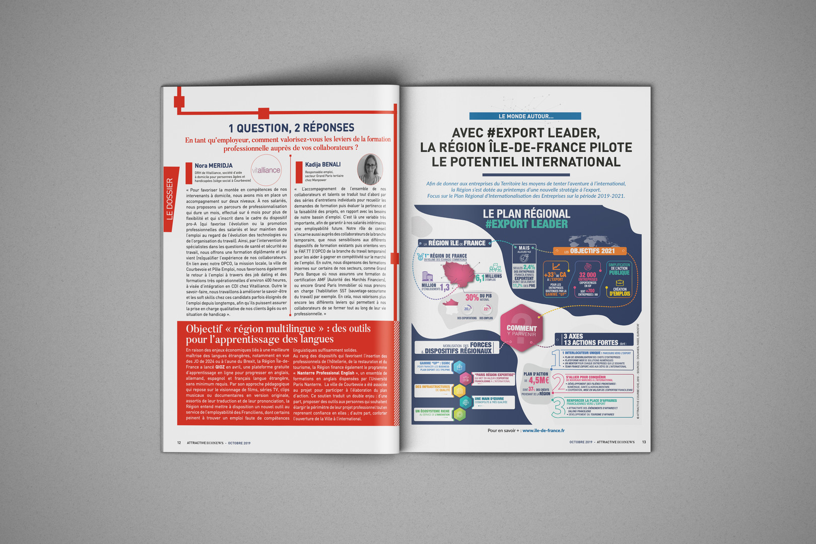 Attractive Econews n°11