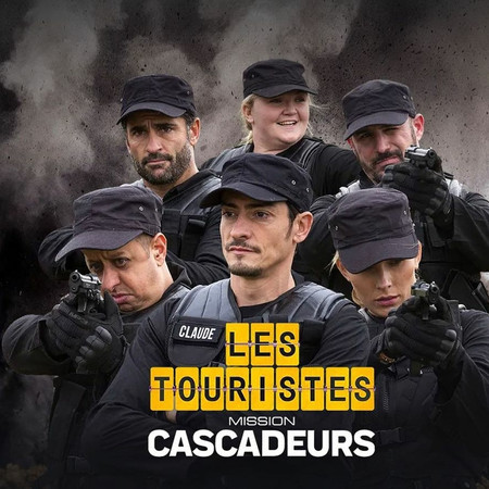 Les Touristes : Mission cascadeurs