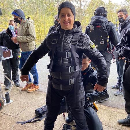 """Émission """"Les Touristes : mission cascadeurs"""" - TF1"""