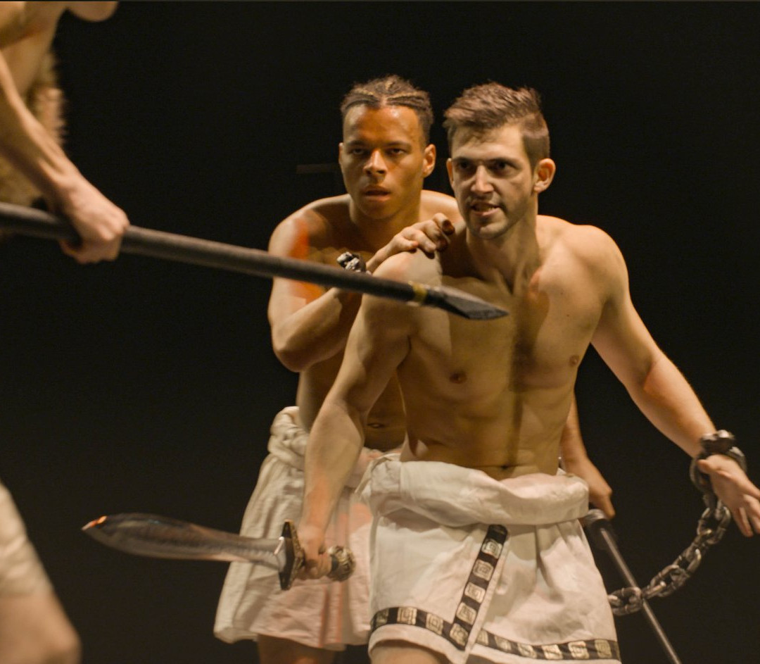"Spectacle ""Gladiator"""