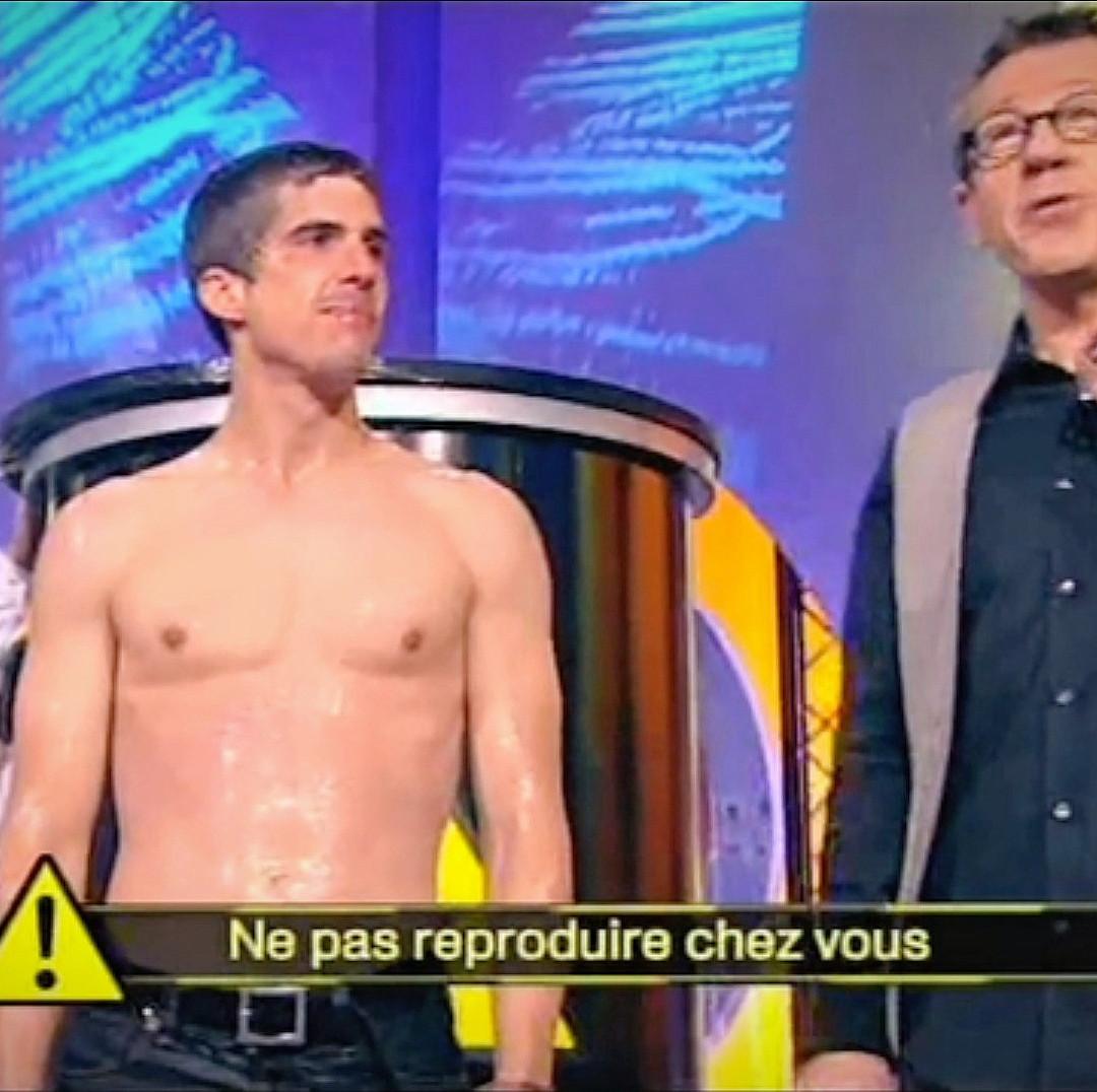 """Émission """"Incroyables expériences""""- France 3"""