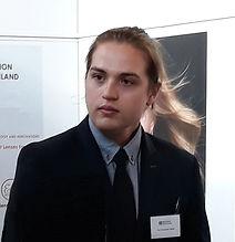 Yoel von InnoVision Deutschland GmbH.