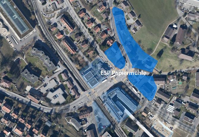 ESP Papiermühle, Ittigen
