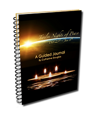 Holy Nights Guided Journal