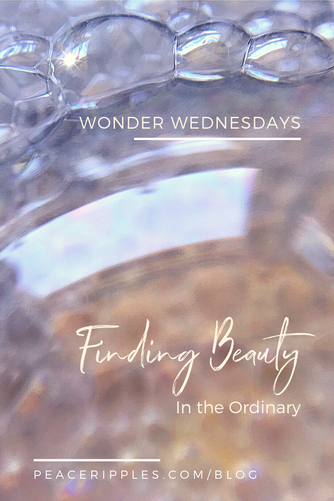 Finding Beauty in the Ordinary
