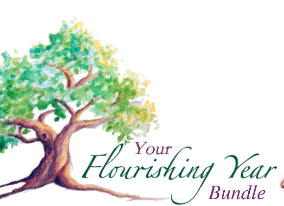 Your Flourishing Year BUNDLE