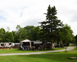 Sand Lake Campground and Cottages - Seasonal Campers