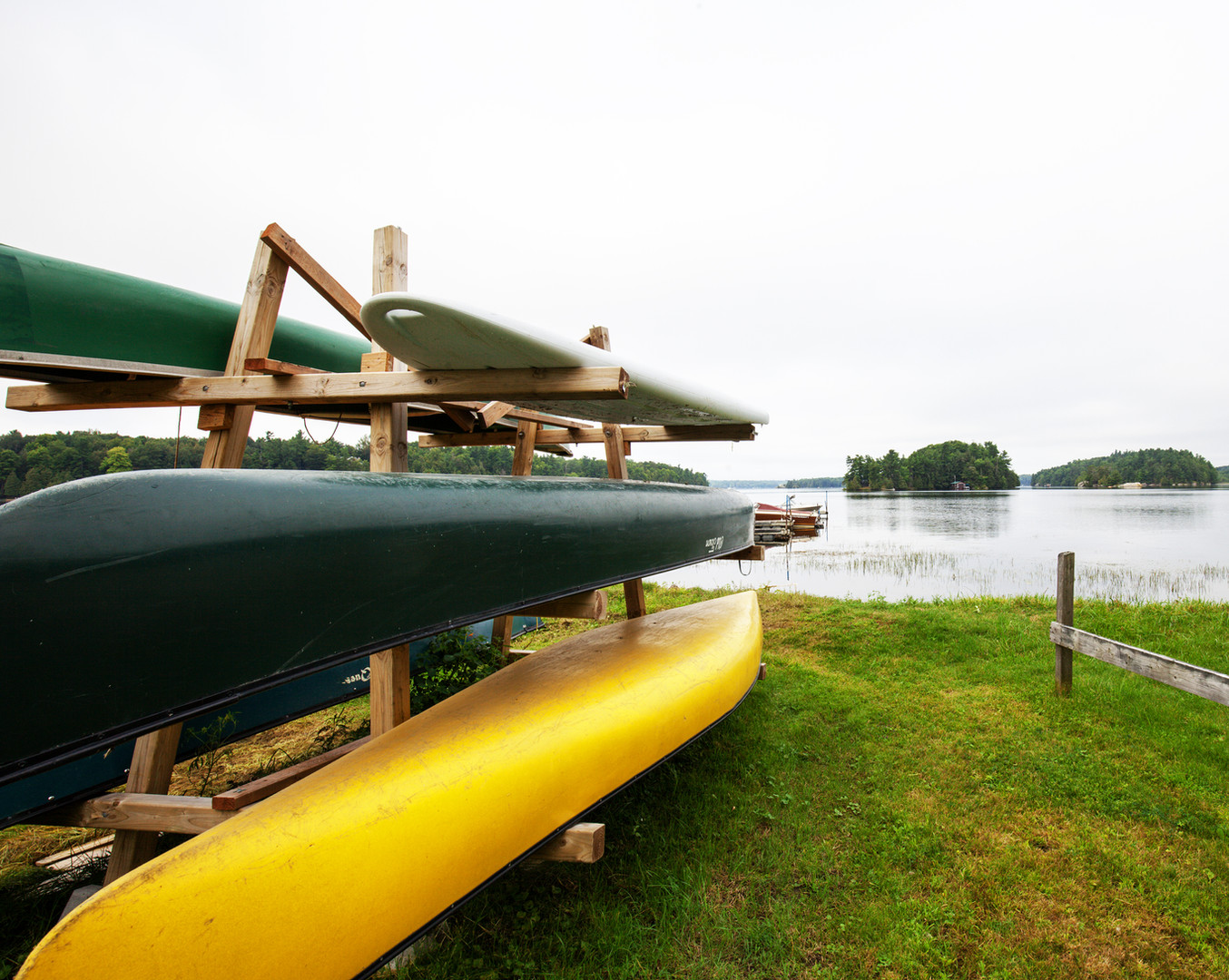 Canoes, Kayaks & Paddle Boards