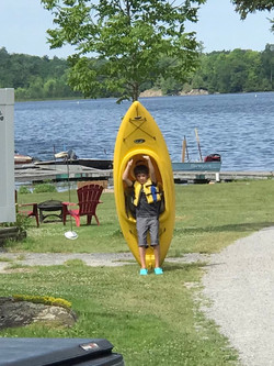 Sand Lake Campground & Cottages - Family fun