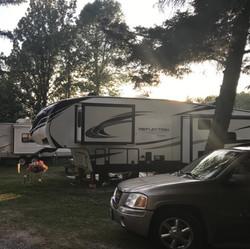RV Trailer - Seasonal and Transient camping